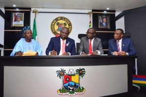 Lagos Restricts Movement For Saturday's LG Poll