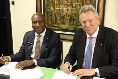 (Photo News) ASEA President, CFA Institute CEO Sign MoU On Better Relationship