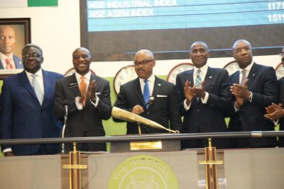 FBN Holdings Facts-Behind-The-Figures, Meets Nigeria's Capital Market Community