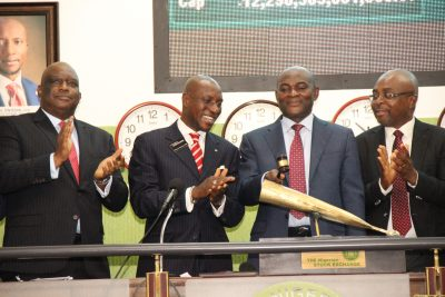 (Photo News) C & I Leasing Presents 'Facts Behind The Figures' At Nigeria's Exchange Fo