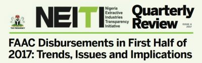 Nigerian Govt Struggling To Implement 2017 Budgets, Says NEITI Report