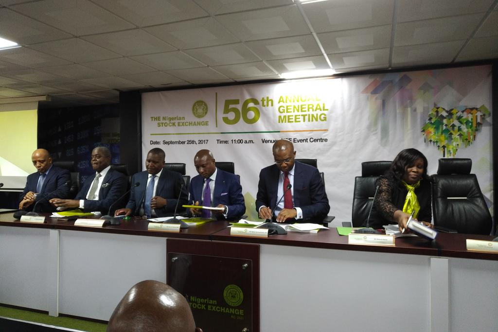 Ogunbanjo Replaces Aig-Imoukhuede As President Of NSE Council