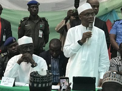 Kaduna Proposes 62.42% CapEx In N201.049bn 2018 Budget