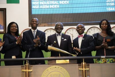 Management Of Phillips Consulting Visits NSE, Sound Closing Gong