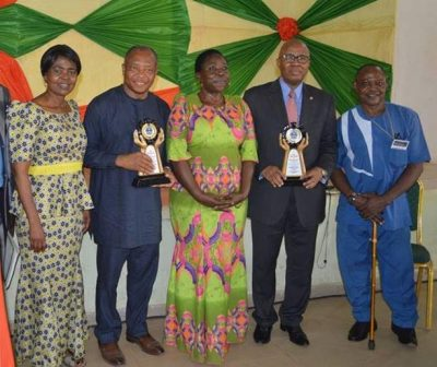 Photo News: Heirs Holding CEO At FUNAI Conference