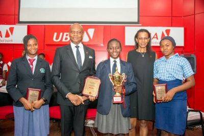 Winners Emerge In UBA Foundation National Essay Competition