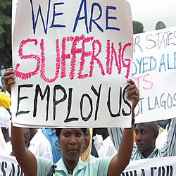 Nigeria's Unemployment, Under-Employment Rate Soars To 40% In Q3- NBS
