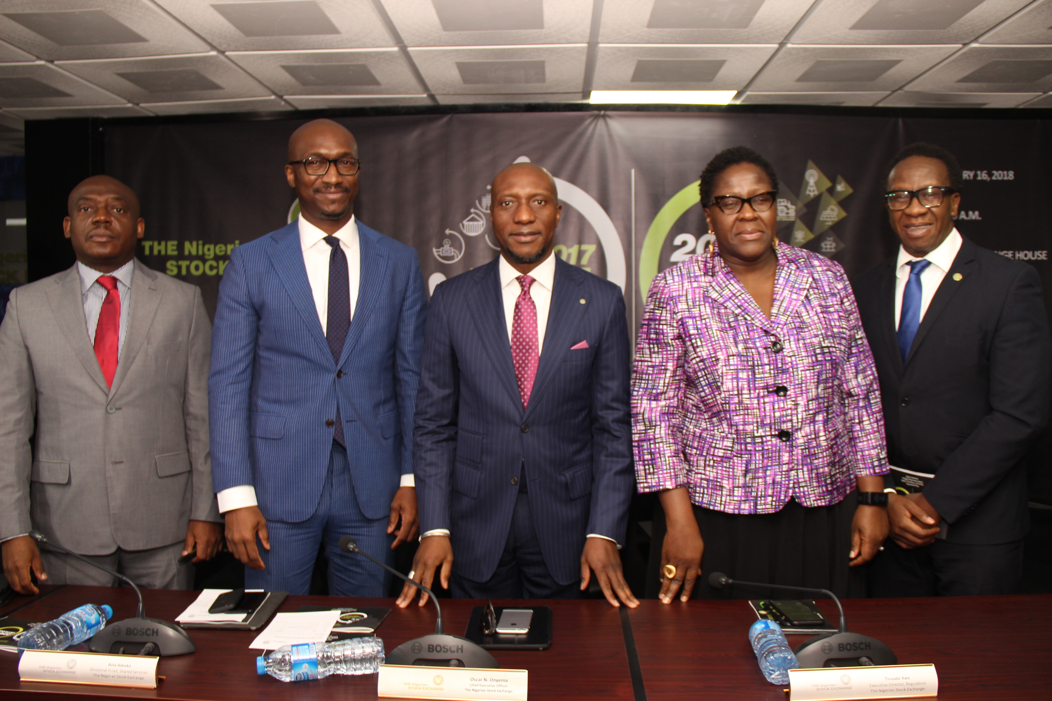 Dangcem, GTB Hit New All-Time Highs, As Nigeria's Market Breaks Into 5-Year Resistance Level