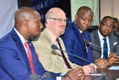 Photo News: Ex U.S Commodities Chair Speaks On Derivatives Trading In Lagos