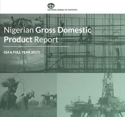 Non-oil Continues To Under-perform, As Oil Lifts Nigeria's 2017 GDP To 0.83%