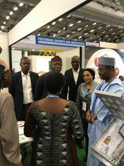 Photo News: Nigeria Participates In South Africa's Mining Indaba
