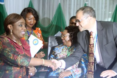 Photo News: W'Bank Group Unveils World Development Report