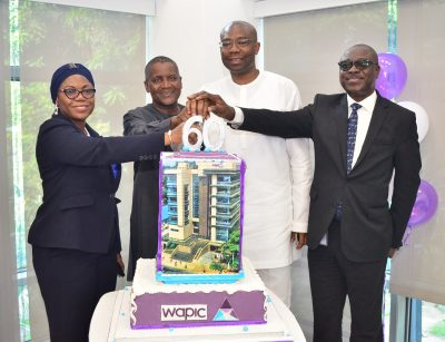 Photo News: Dangote, Aig-Imoukhuede Celebrate 60th Anniversary Of WAPIC Insurance In Lagos