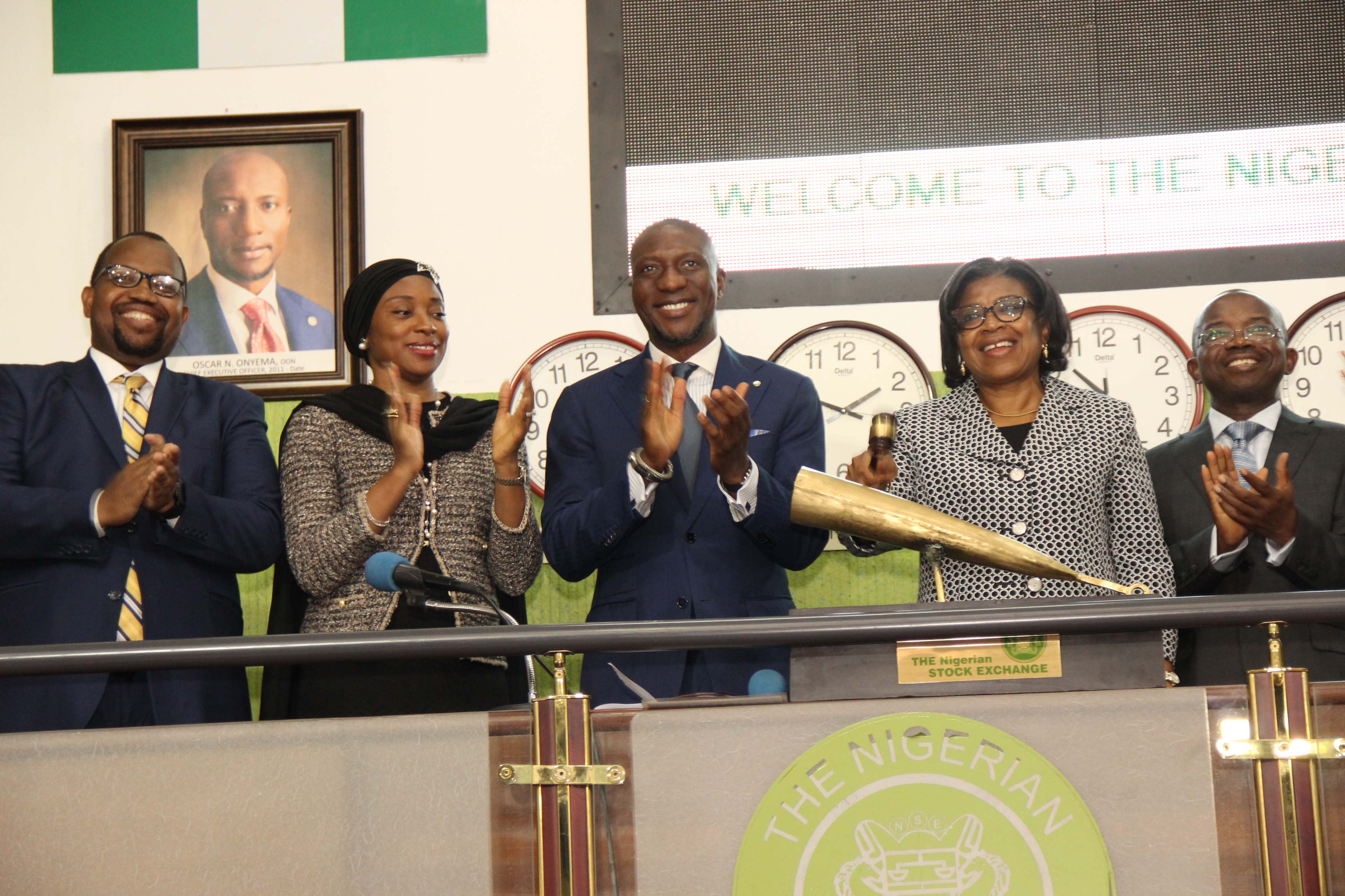 NSE Boss Applauds Local Participation, Oversubscription Of N100bn Sukuk