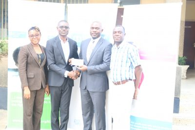 Photo News: NSE Employees Donate To SOS Children's Village