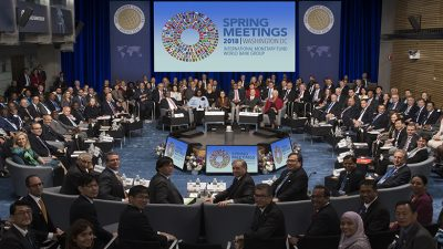 World Bank Approve $13bn Fresh Capital For IFC, IBRD To Fight Global Poverty