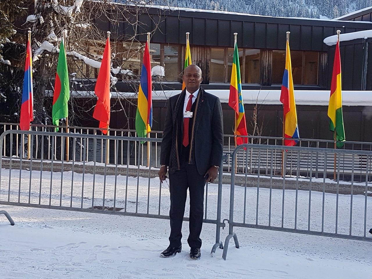 Photo of WEF: We're In Davos As Natural Partner To Afro-Centric Investors, Says UBA GMD