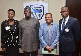 Photo of Sanni Replaces David-Borha As CEO Of Stanbic IBTC Holdings