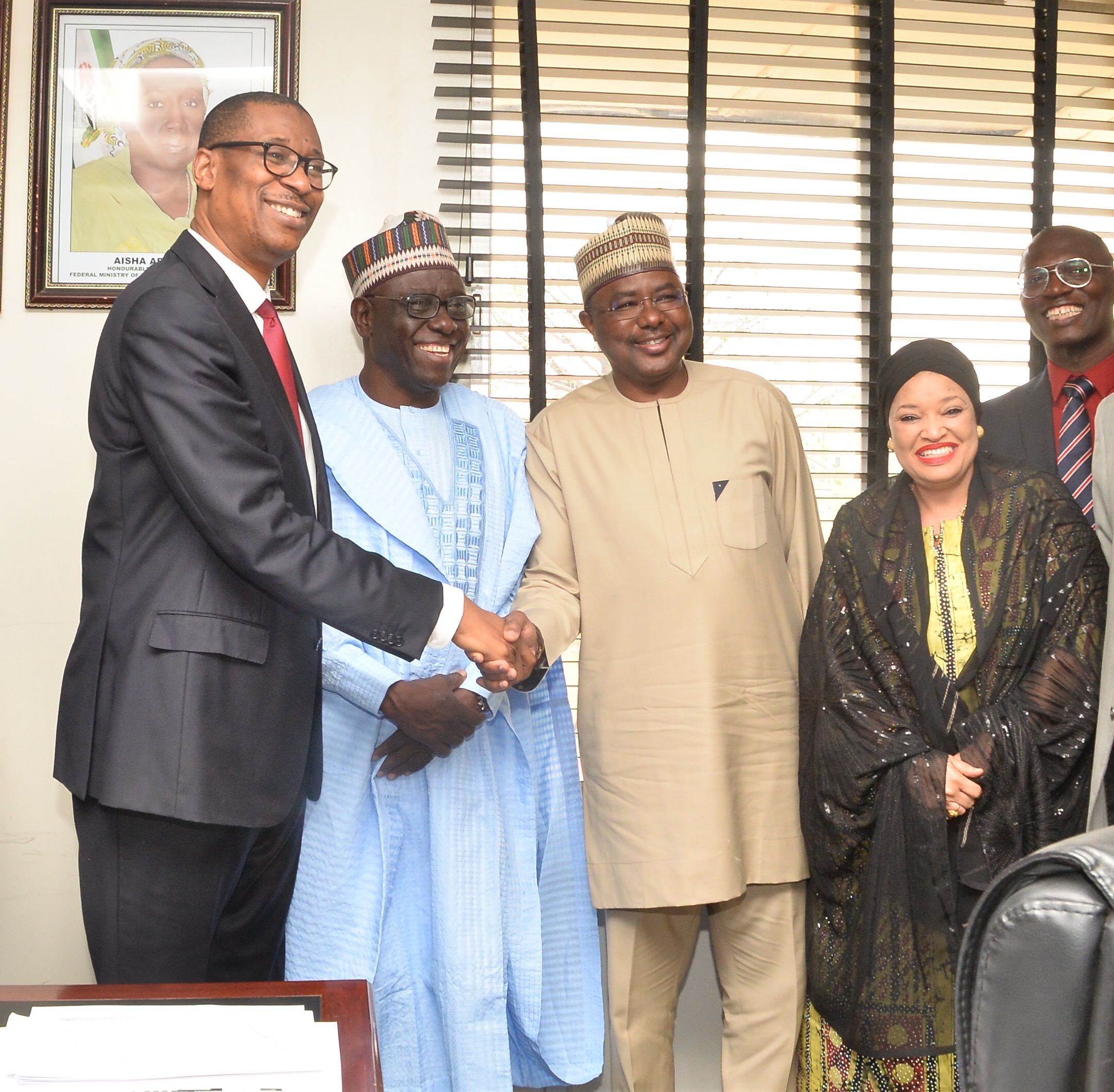 Photo of PhotoNews: Minister Inaugurates Commodity Exchange Steering Committee