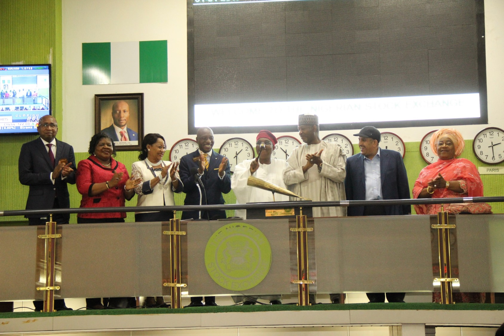 Photo of NSE Capitalisation Loses N273.94bn To January Effect, As Index Sheds 3.12%