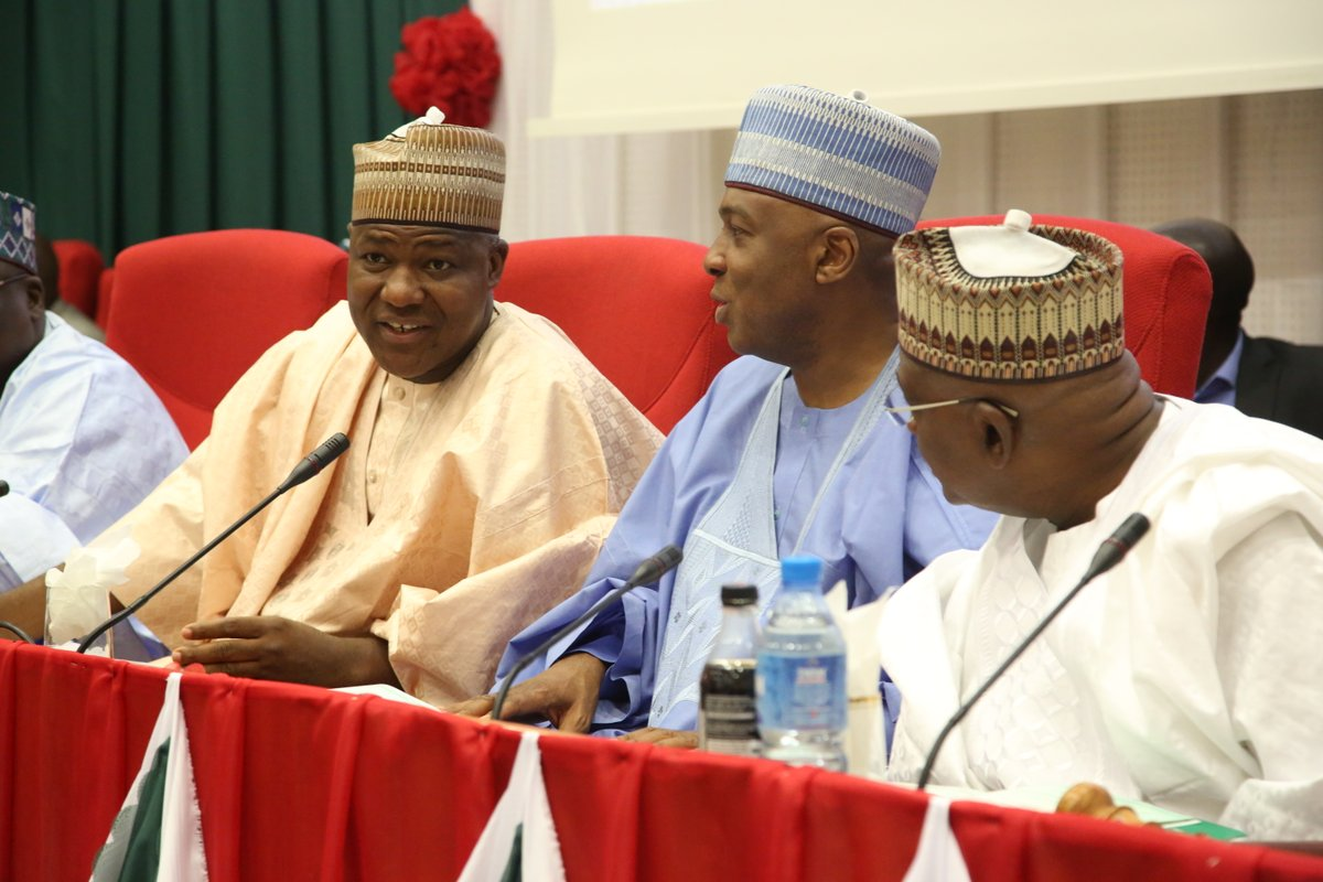 Photo of Saraki Inaugurates 18-Member Technical Committee on CAMA, ISA