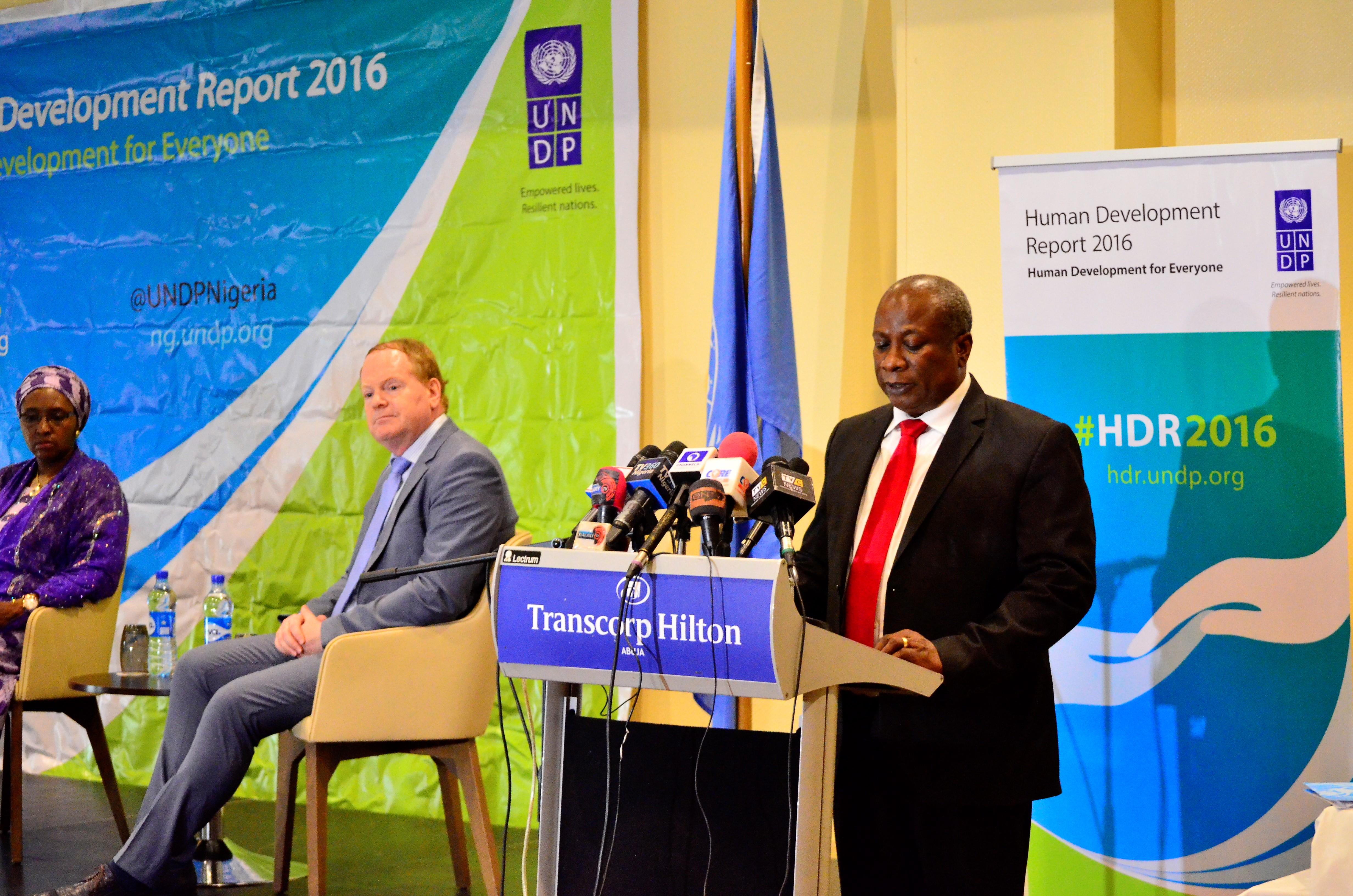 Photo of UNDP Seeks Dialogue To Tackle Nigeria's Recession, Humanitarian Crisis