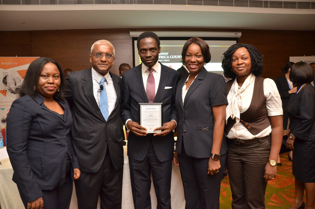 Photo of Photo: Ecobank Nigeria, ETI Microfinance Arm Win Asian Banker Awards