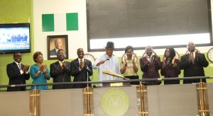 Photo: NSE Bids Farewell, As Atedo Peterside Bows Out Of Stanbic IBTC Holdings