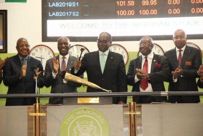 Photo: NEPC Management Visits Nigeria's Stock Exchange, Unveils Zero Oil Plan