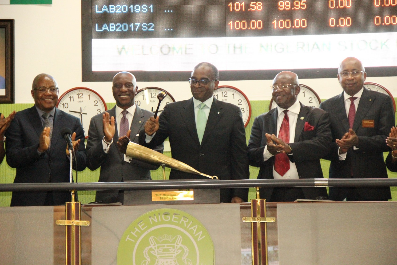 Photo of Photo: NEPC Management Visits Nigeria's Stock Exchange, Unveils Zero Oil Plan
