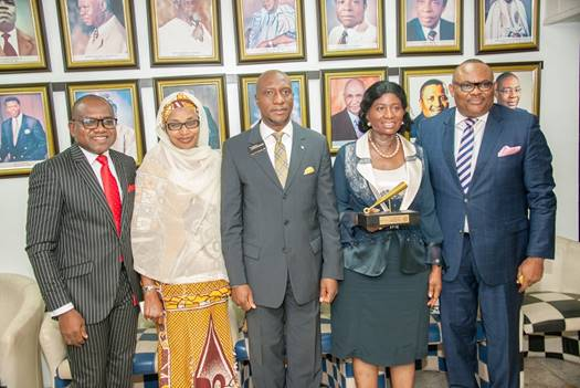 Photo of Afriprud Named West Africa's Best Registrar Firm