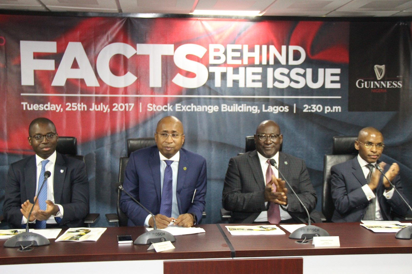 Guinness Nigeria Holds Fact Behind Rights Issue On NSE