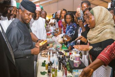Despite Earning Far Less In 3 Years, FG Taking More Nigerians Out Of Poverty- Osinbajo