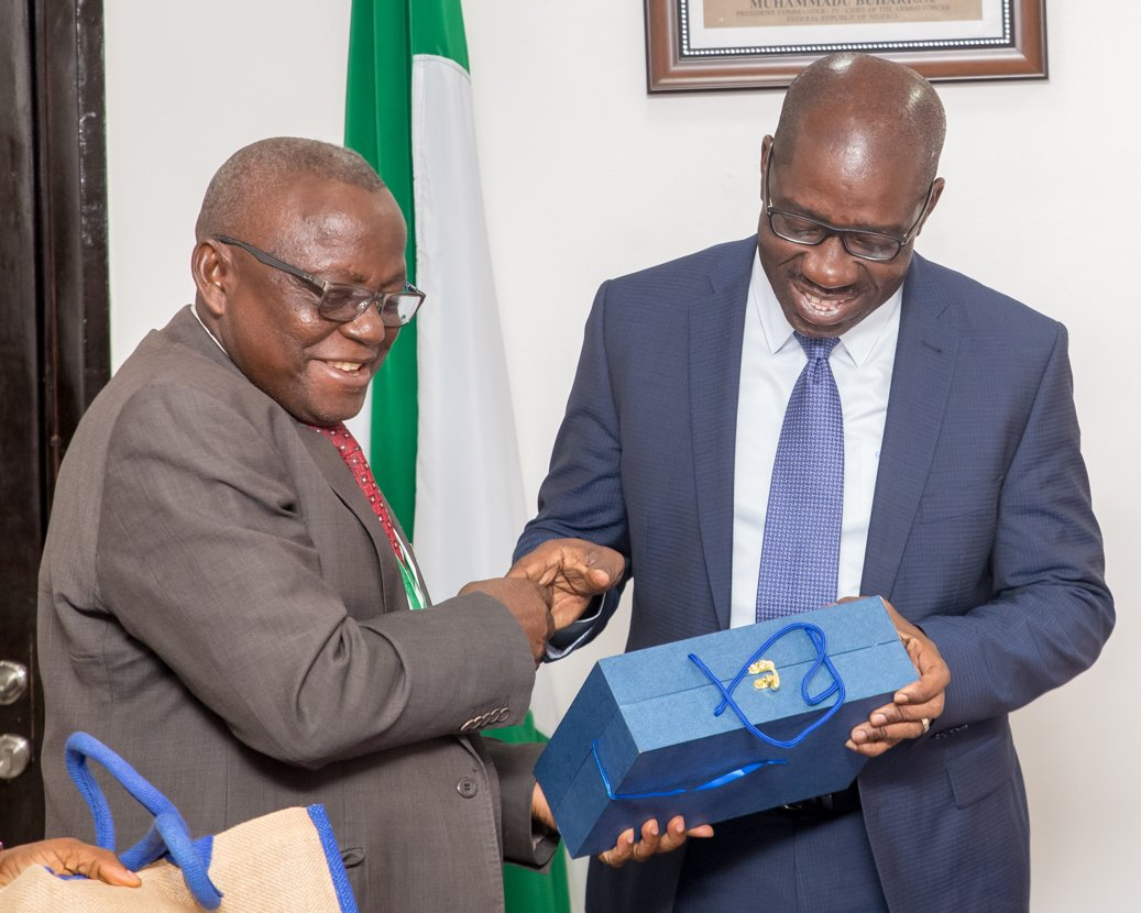 Photo of Only 4% Of Edo Residents, Organisations Pay Tax, Obaseki Laments