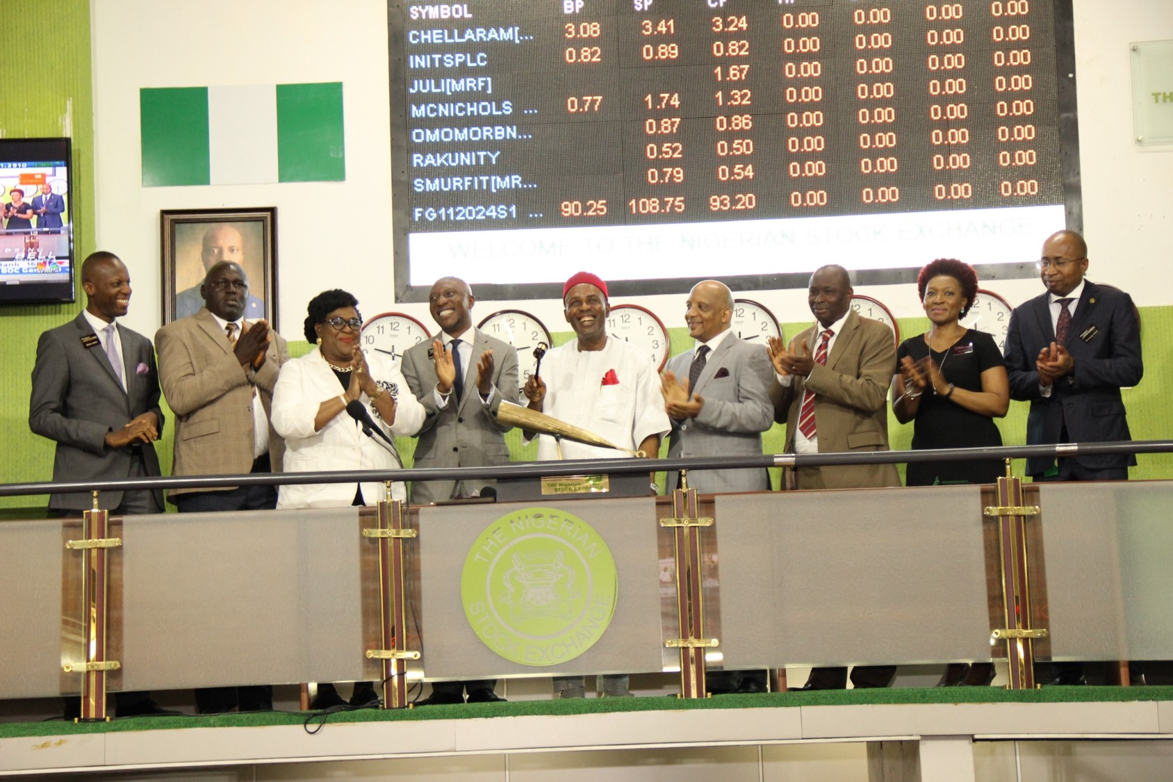 Investors Continue Window-Dressing Ahead Of Month-End, Release Of Nigeria's Q2 GDP Data