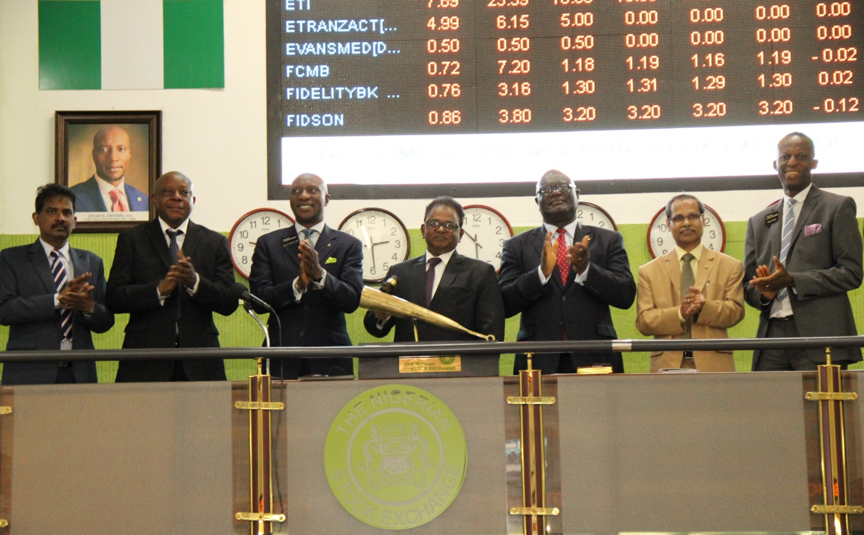 Photo of Pix: Prestige Assurance Management Visits NSE For Closing Gong Ceremony