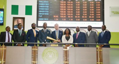 Nigerian Bourse Signs Agreement with Continental Broadcasting Service