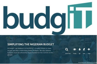BudgIT To FG, NASS: Cut Admin Components Of 2018 Budget