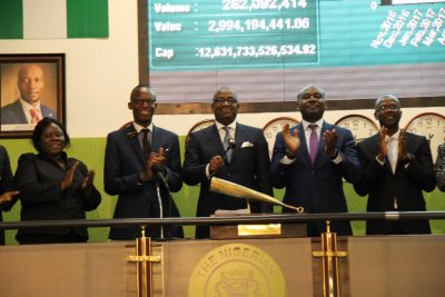 Photo News: Coronation Merchant Bank Lists Three Mutual Funds On NSE
