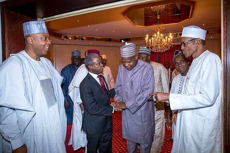 Photo of We Remind Govt Officials Often That Business, Capital, Have Choices- Osinbajo