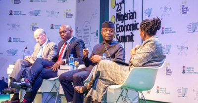 With 7,000mw Generation Capacity, Distribution Nigeria's Major Challenge, Says Osinbajo