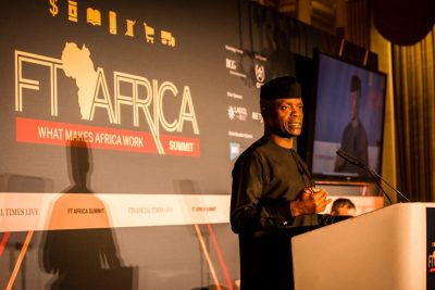 Govt Revenue Inadequate For Size Of Nigeria's Economy- Osinbajo