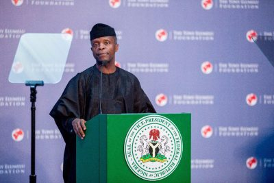 Past History Of Failures Must Not Define Africa's Future- Osinbajo