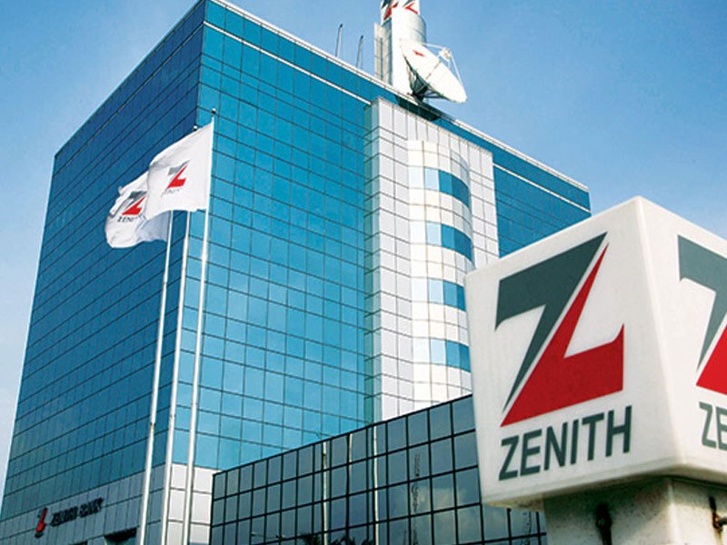 Photo of Zenith Bank 2018Q1 Profit Up 25.6%, Hits N47.08bn