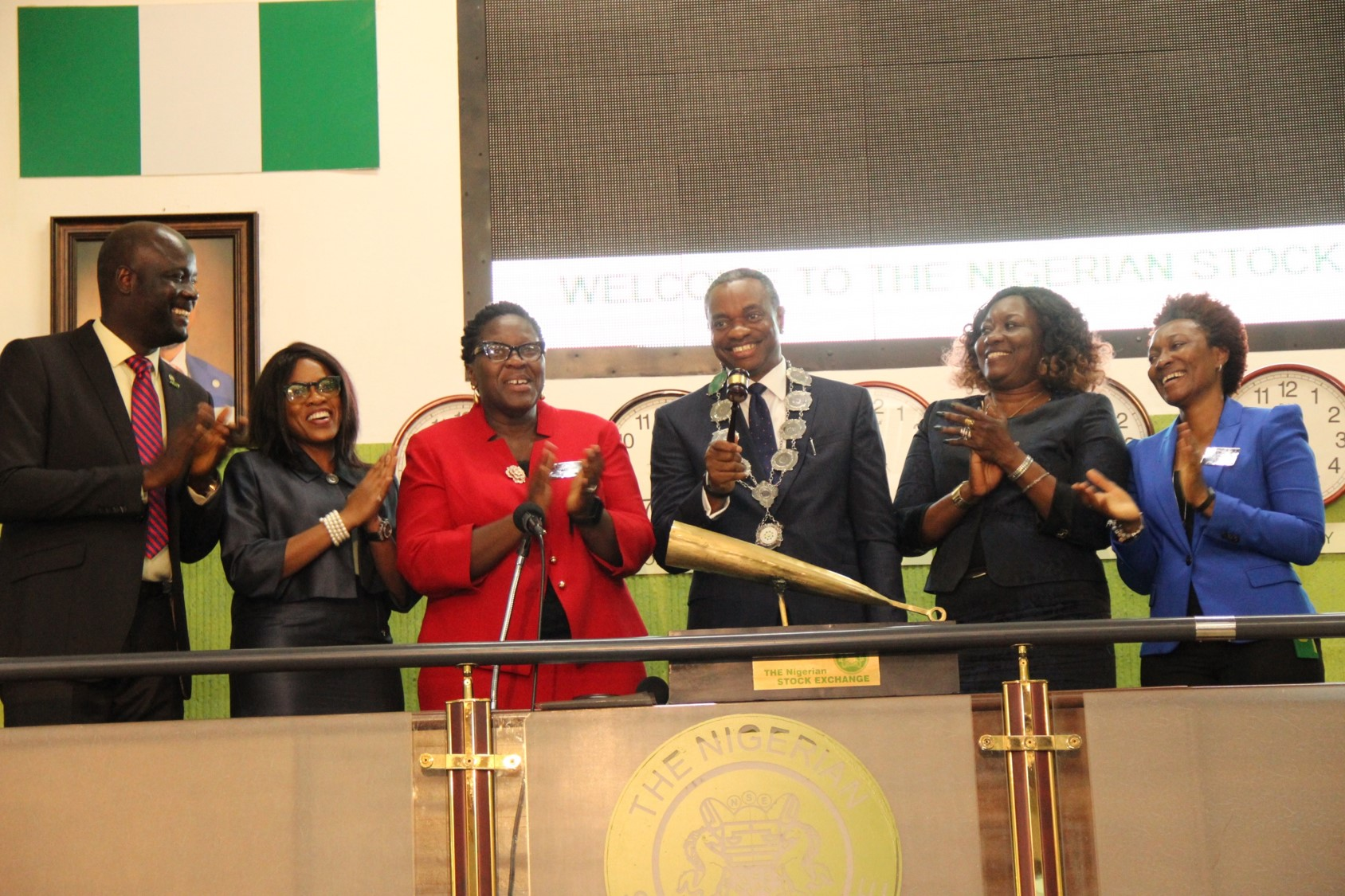 Photo of Institute Of Personnel Mgt Executives Visit NSE