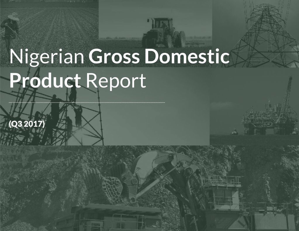 Photo of Nigeria's GDP Jumps 1.4% In Q3, As NBS Revises Previous Growth