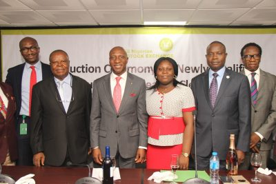 Photo News: Nigeria's Exchange Inducts Newly Qualified Stockbrokers