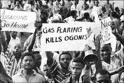 22 Years After: Amnesty Seeks Justice Against Shell For Saro-Wiwa, 8 Others