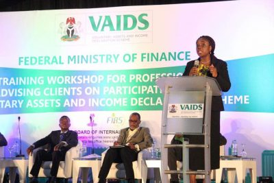 VAIDS: Some People Declare N10m Income, But Buy Property In Nigeria, Abroad, FG Laments
