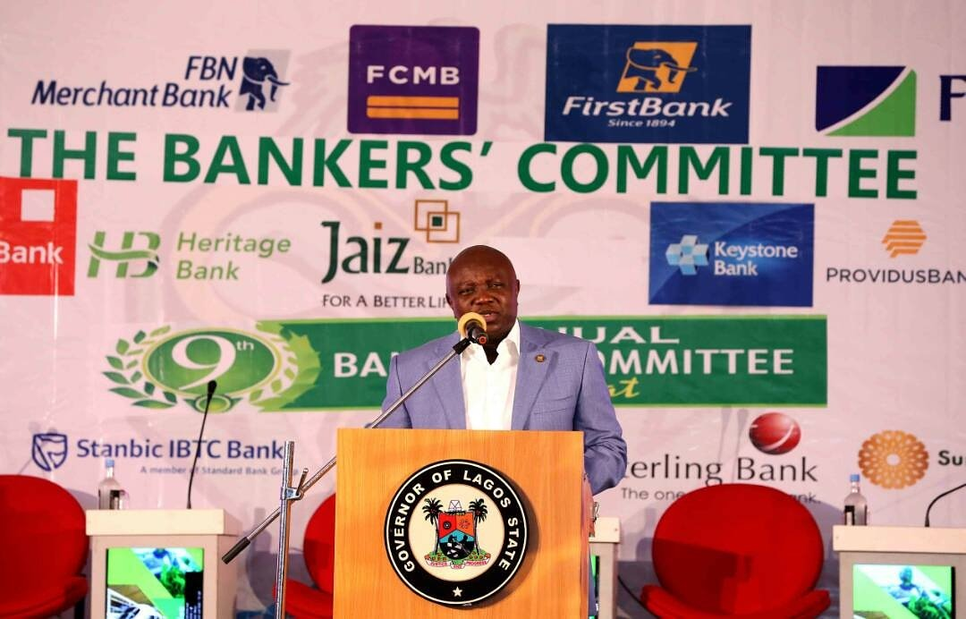 Photo of Decide What Financial System Nigeria Needs To Grow Economy, Ambode Urges Bankers